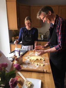 Scottish Cooking Lesson
