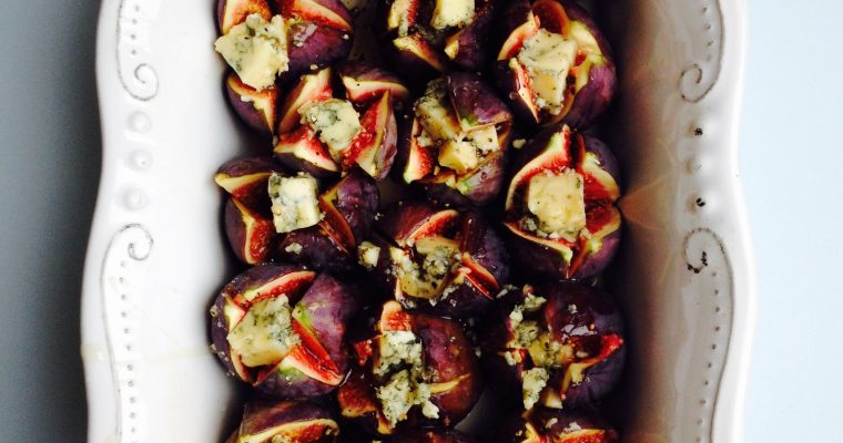 Stuffed Honey Figs